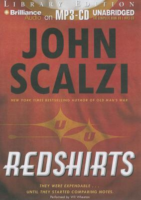 Redshirts Cover Image
