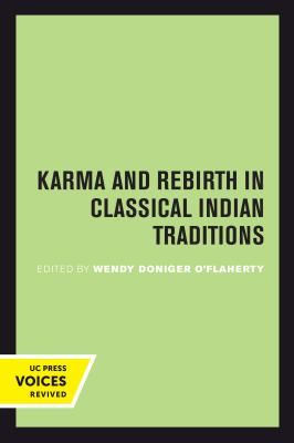 Karma and Rebirth in Classical Indian Traditions Cover Image