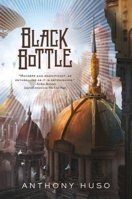 Black Bottle Cover