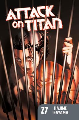 Attack on Titan 27 Cover Image