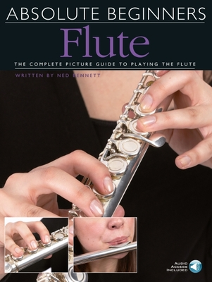Absolute Beginners Flute Cover Image