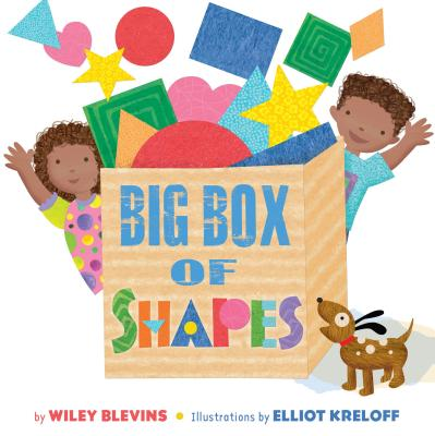 Big Box of Shapes (Basic Concepts) Cover Image