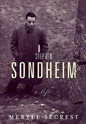 Stephen Sondheim Cover