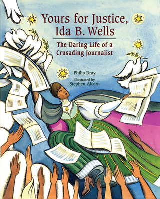 Yours for Justice, Ida B. Wells Cover