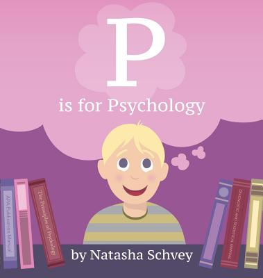 P is for Psychology Cover Image