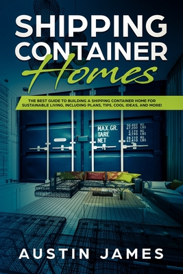 Shipping Container Homes Cover Image
