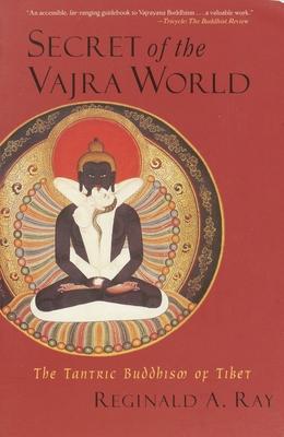 Secret of the Vajra World Cover