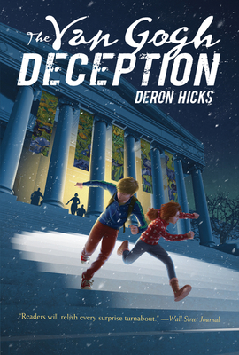 The Van Gogh Deception (The Lost Art Mysteries) Cover Image