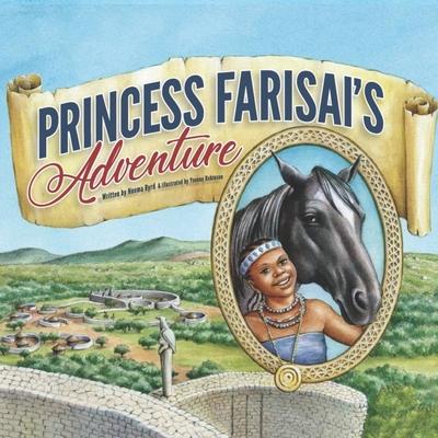 Princess Farisai's Adventure Cover Image