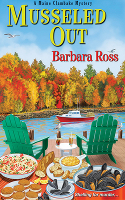 Musseled Out (Maine Clambake Mystery #3) Cover Image