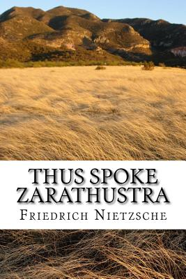 Thus Spoke Zarathustra: english edition Cover Image
