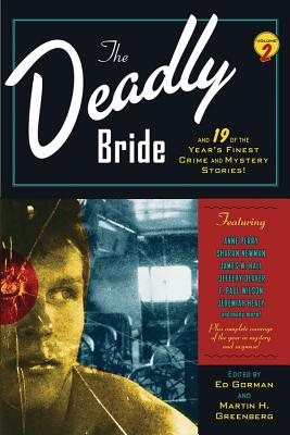 Cover for The Deadly Bride and 21 of the Year's Finest Crime and Mystery Stories