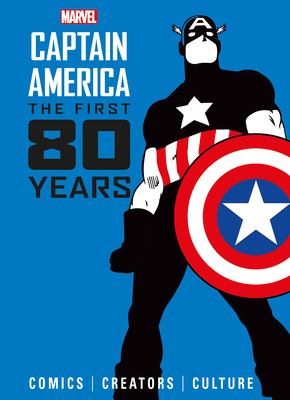 Marvel's Captain America: The First 80 Years Cover Image