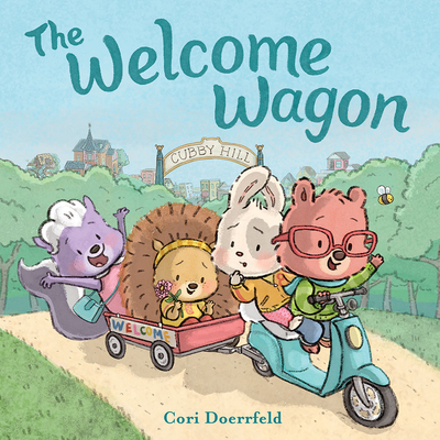 The Welcome Wagon (A Cubby Hill Tale) Cover Image