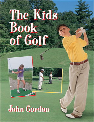 The Kids Book of Golf Cover Image