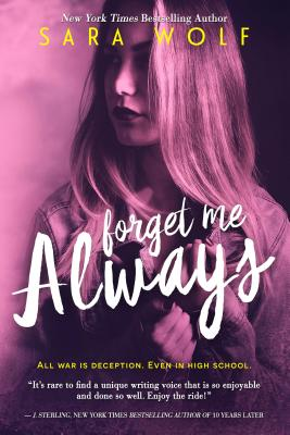 Forget Me Always (Lovely Vicious #2) Cover Image