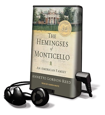 The Hemingses of Monticello: An American Family [With Headphones] Cover Image