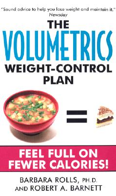 The Volumetrics Weight-Control Plan Cover Image