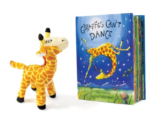 Giraffes Can't Dance : Book and Plush Toy Cover Image