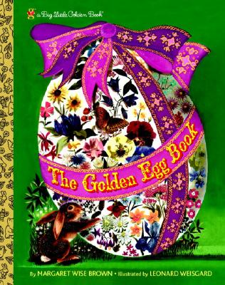 The Golden Egg Book (Big Little Golden Book) Cover Image