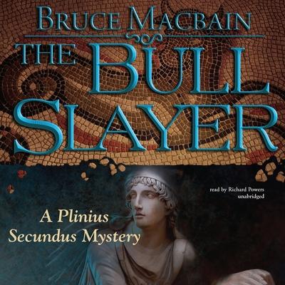 Cover for The Bull Slayer Lib/E