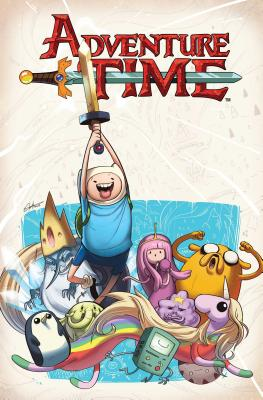 Adventure Time, Volume 3 Cover