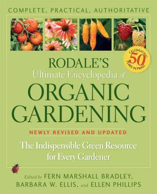Rodale's Ultimate Encyclopedia of Organic Gardening Cover