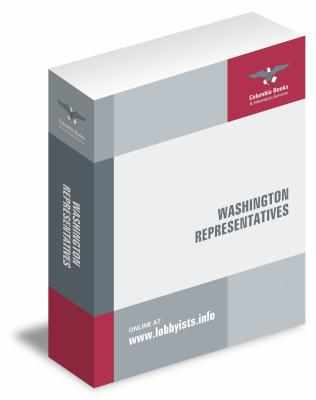Washington Representatives: Spring 2014 Cover Image