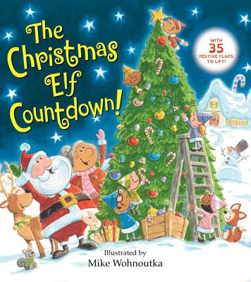 The Christmas Elf Countdown! Cover Image