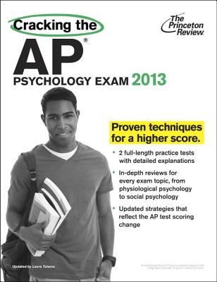 Cracking the AP Psychology Exam, 2013 Edition Cover