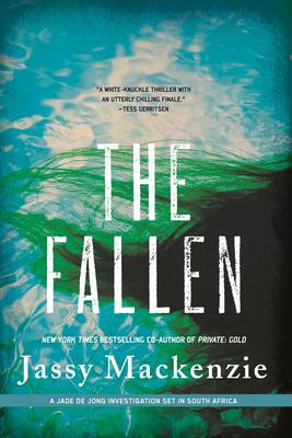 Cover for The Fallen (A PI Jade de Jong Novel #3)
