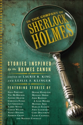 In the Company of Sherlock Holmes: Stories Inspired by the Holmes Canon Cover Image