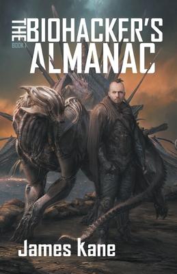 The Biohacker's Almanac Cover Image