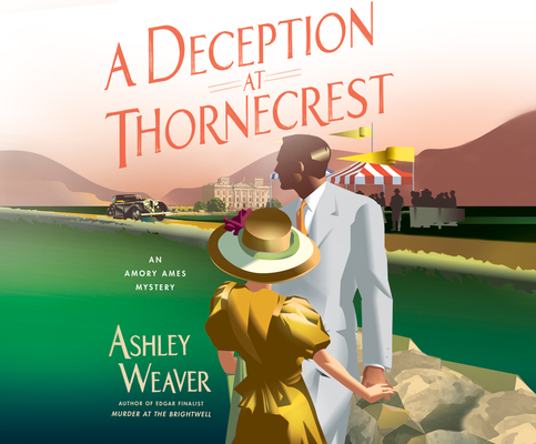 A Deception at Thornecrest (Amory Ames #7) Cover Image