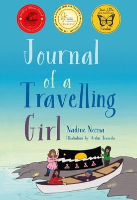 Cover for Journal of a Travelling Girl