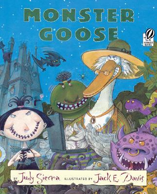 Cover for Monster Goose