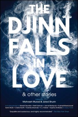 The Djinn Falls in Love and Other Stories cover