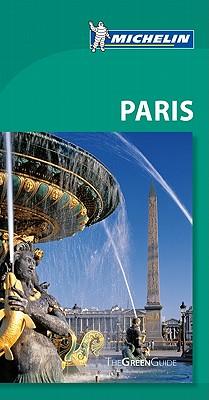 Michelin Green Guide Paris Cover