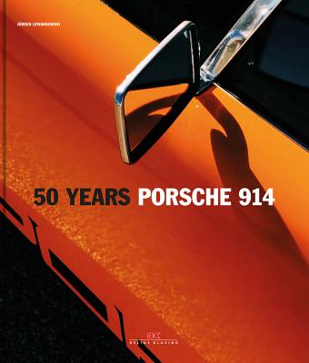 50 Years Porsche 914 Cover Image