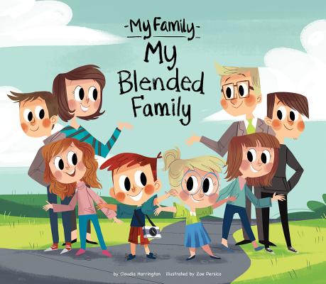 My Blended Family (My Family Set 2) Cover Image