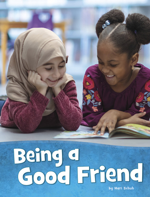 Being a Good Friend Cover Image