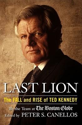 Last Lion Cover