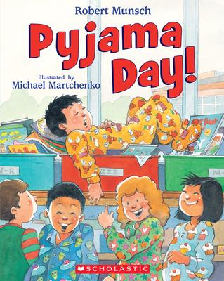 Pyjama Day! Cover Image