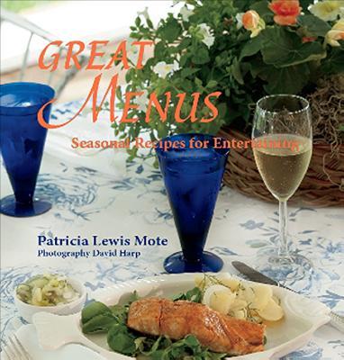 Great Menus Cover