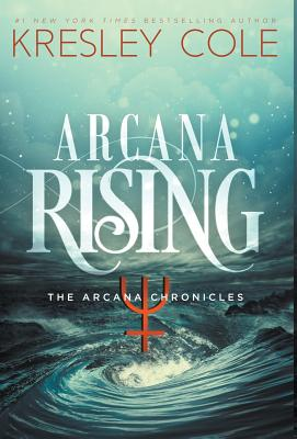 Arcana Rising (Arcana Chronicles #5) Cover Image