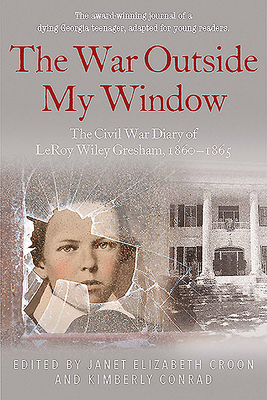 Cover for The War Outside My Window (Young Readers Edition)
