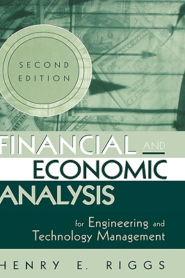 Financial and Economic Analysis for Engineering and Technology Management Cover Image