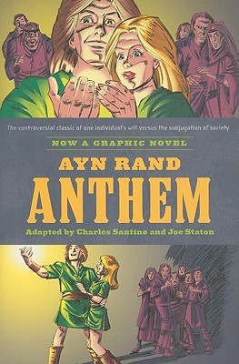 Ayn Rand's Anthem Cover