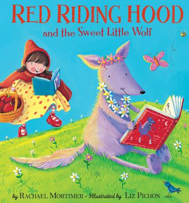 Red Riding Hood and the Sweet Little Wolf Cover