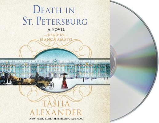 Death in St. Petersburg: A Lady Emily Mystery (Lady Emily Mysteries #12) Cover Image